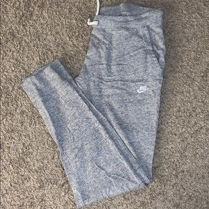 Nike fitted lightweight sweatpant